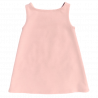 Robe laurier rose vue arriere